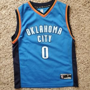 "Oklahoma City Thunder ""Russell Westbrook"" Jersey"